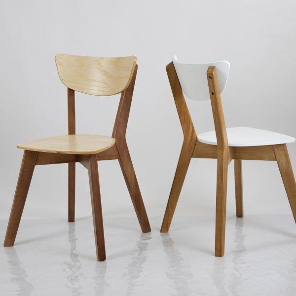 Два разных стула Рондо Микс Мебель
