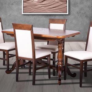 Стол Дуэт Микс Мебель со стульями
