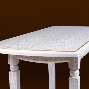 Стол Гаити Микс Мебель белый столешница