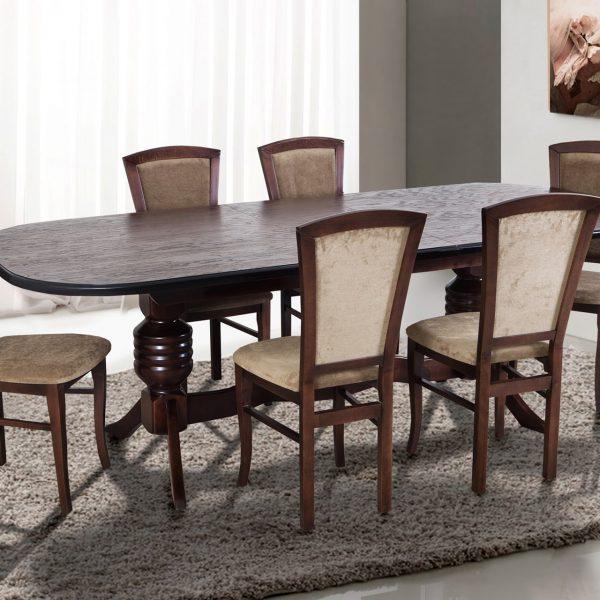 Стол Гетьман Микс Мебель со стульями