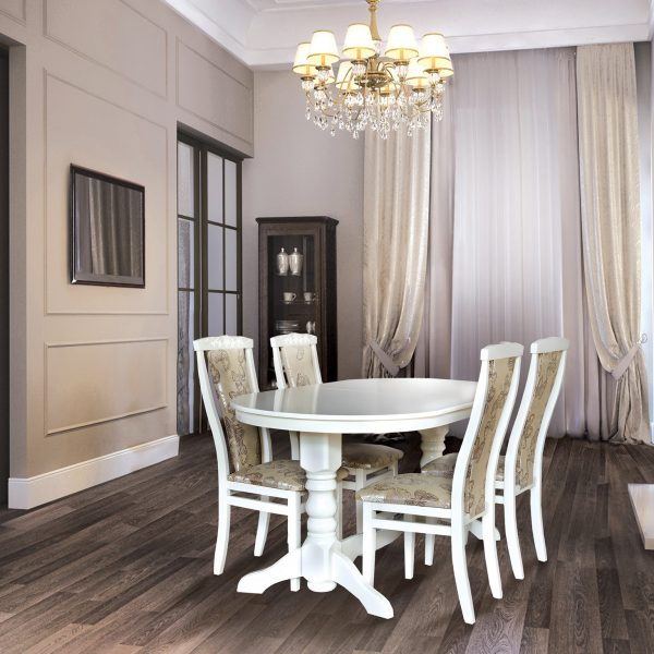 Стол Говерла Микс Мебель со стульями