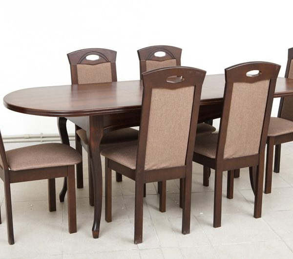 Оливер Микс Мебель со стульями