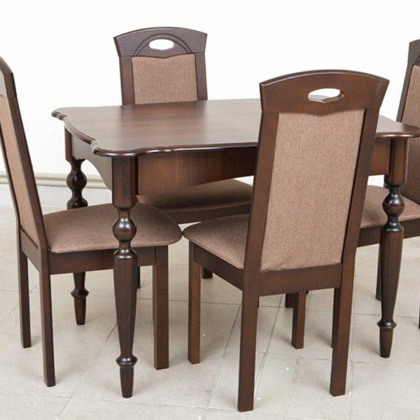 Омега Микс Мебель со стульями
