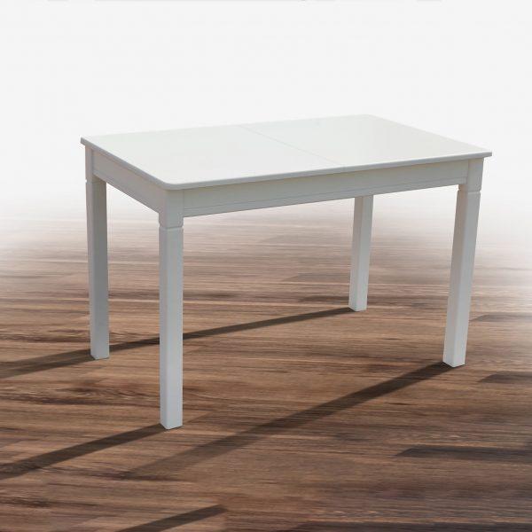 Стол Персей Микс Мебель белый сложенный