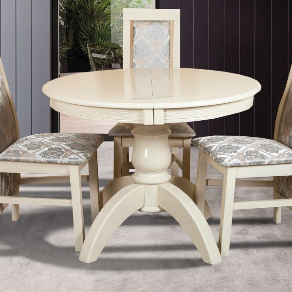 Стол Престиж Микс Мебель белый сложенный