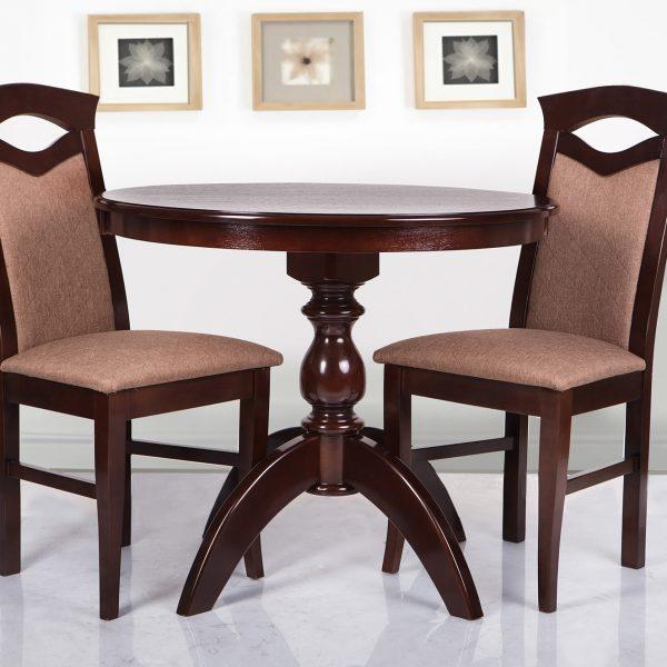 Стол Престиж нераскладной Микс Мебель со стульями