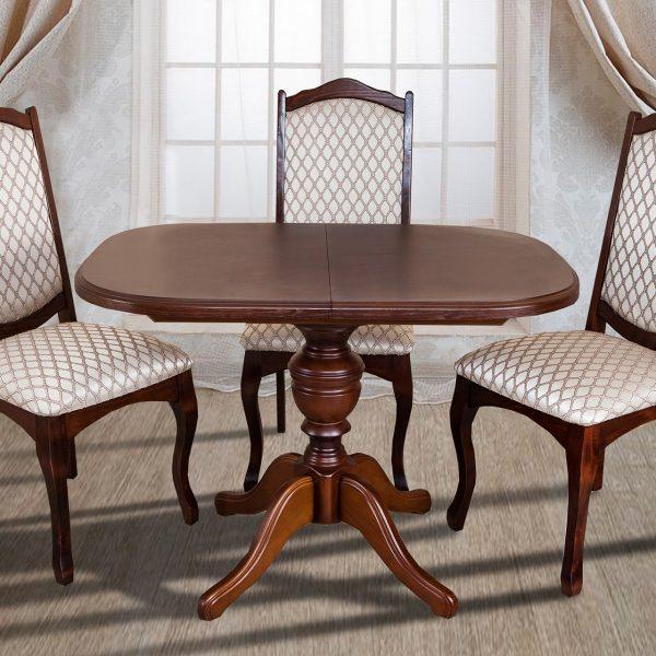 Стол Триумф Микс Мебель со стульями 2