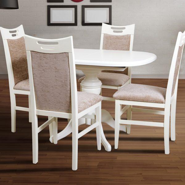 Стол Триумф Микс Мебель со стульями Юля
