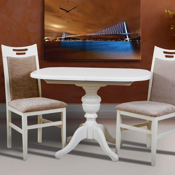 Стол Триумф Микс Мебель со стульями