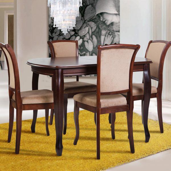 Стол Турин Микс Мебель со стульями