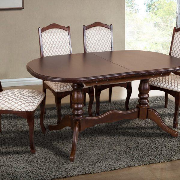 Стол Вавилон Микс Мебель со стульями 2