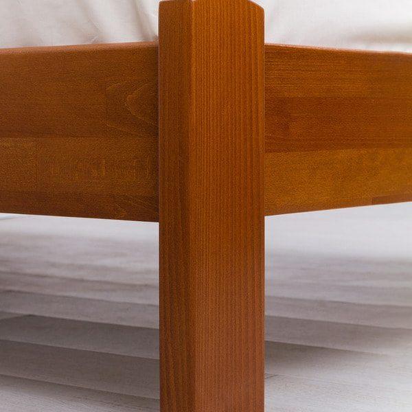 Кровать Айрис Микс Мебель без изножья ножки