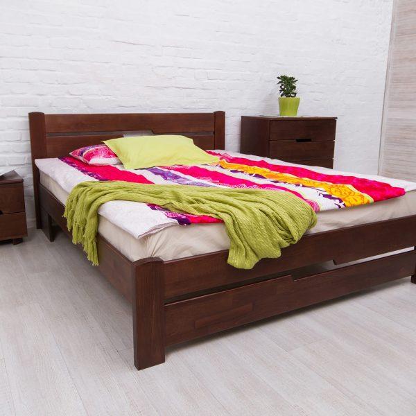 Кровать Айрис Микс Мебель с изножьем