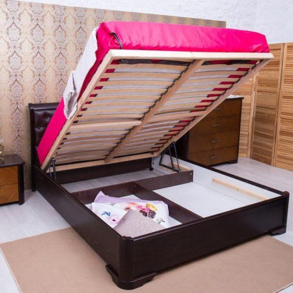 Кровать Ассоль Микс Мебель ромбы механизм