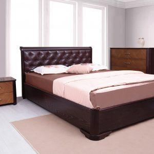 Кровать Ассоль Микс Мебель ромбы