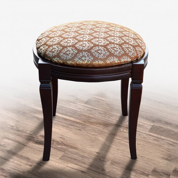 Банкетка круглая Микс Мебель махонь
