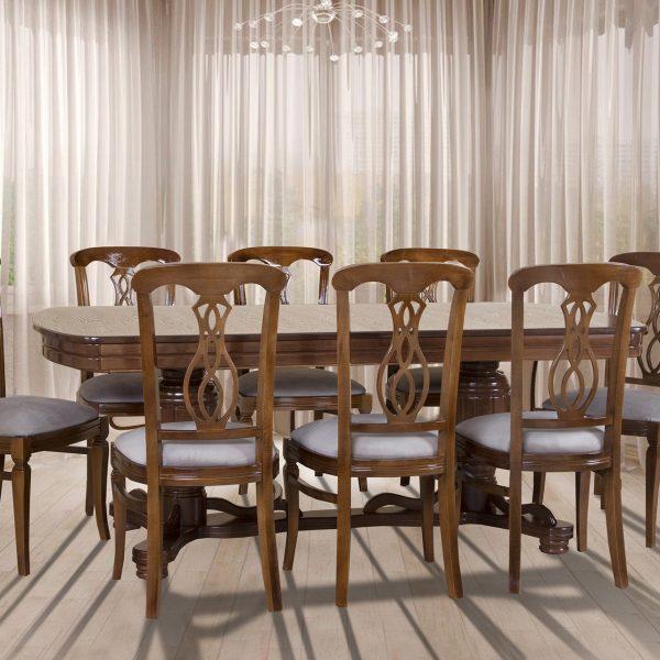 Стол Барон Микс Мебель со стульями
