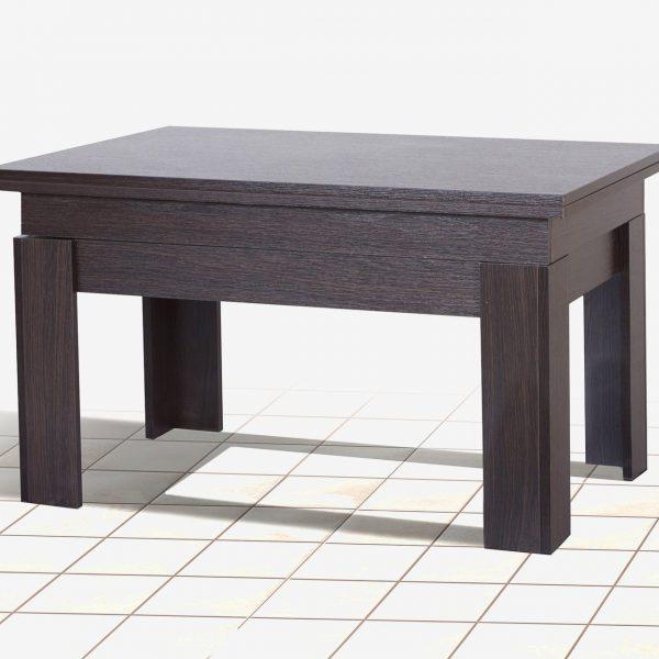 Стол трансформер Баттерфляй Микс Мебель боком