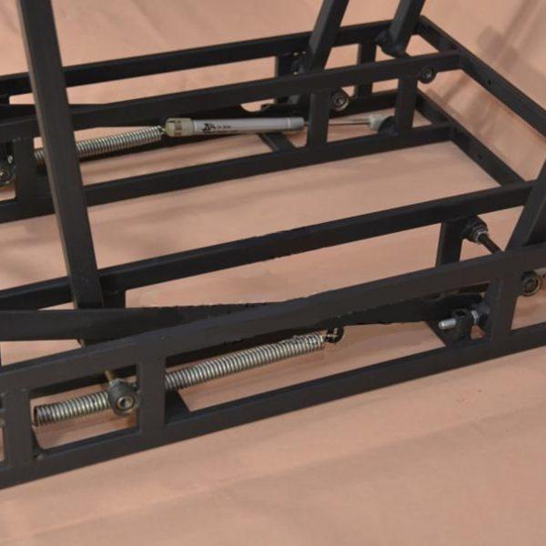 Механизм стола Дельта со стеклом Микс Мебель