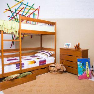 Кровать двухъярусная Дисней Микс Мебель