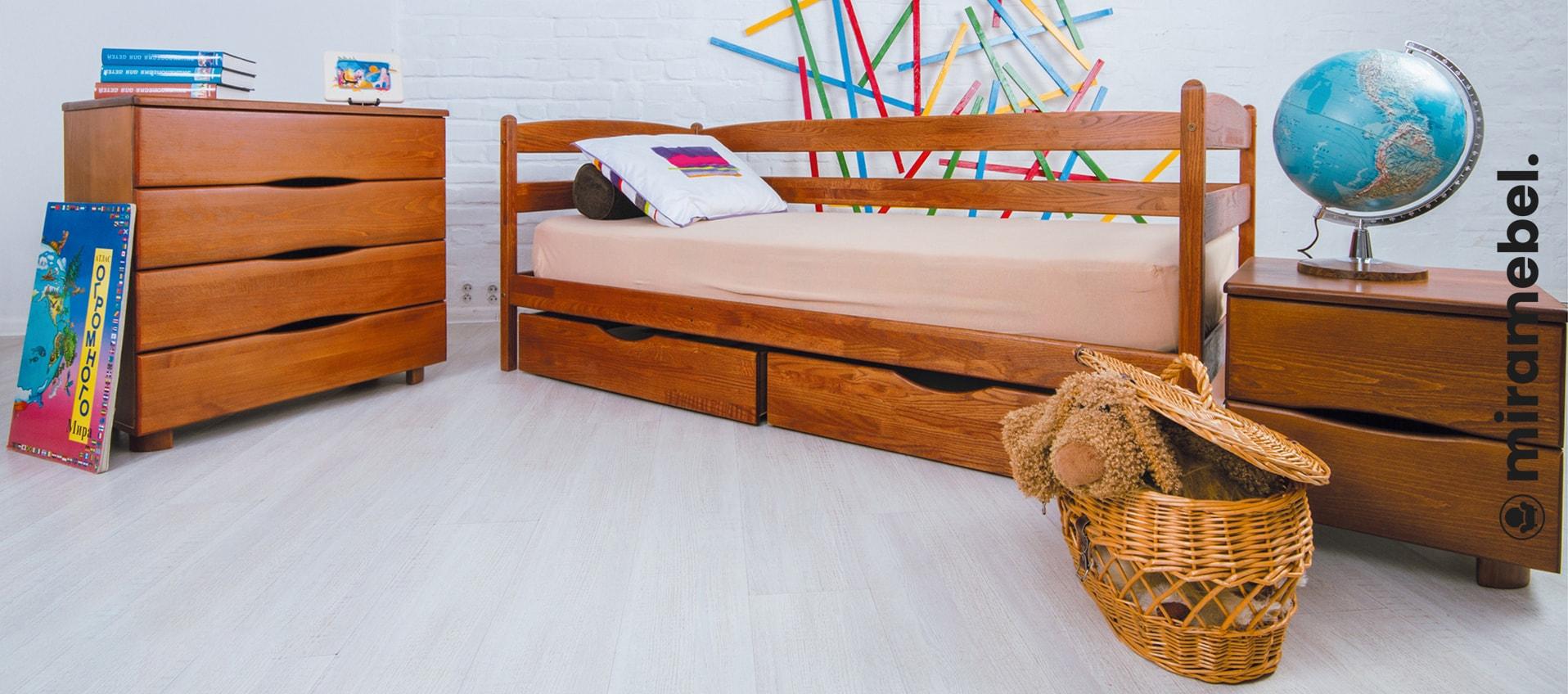 Кровать Ева Микс Мебель в интерьере