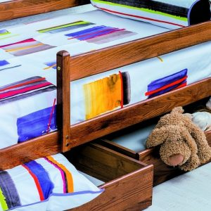 Кровать Ева Микс Мебель ящики