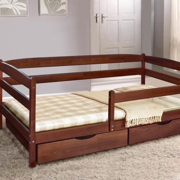 Кровать детская Ева Микс Мебель