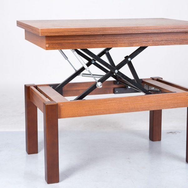 Стол трансформер Флай Микс Мебель реальное фото боком