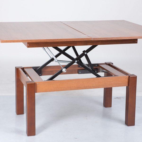 Стол трансформер Флай Микс Мебель реально фото открытый