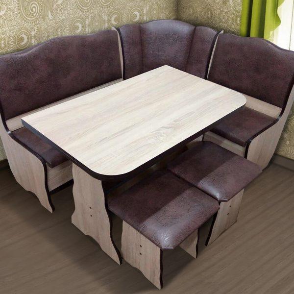 Уголок гармония микс мебель