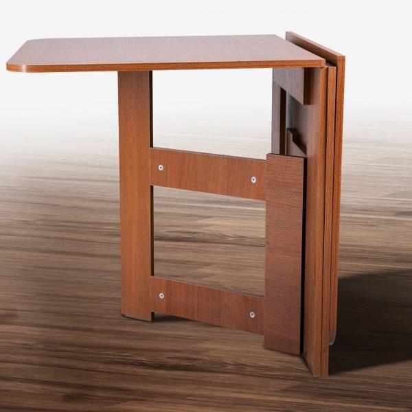 Стол трансформер Книжка Light Микс Мебель собран наполовину
