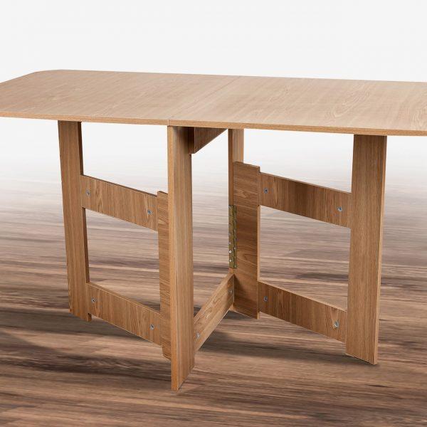 Стол трансформер Книжка Light Микс Мебель светый открытый