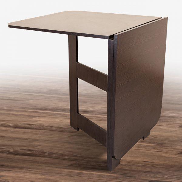 Стол трансформер Книжка Light Микс Мебель темный орех