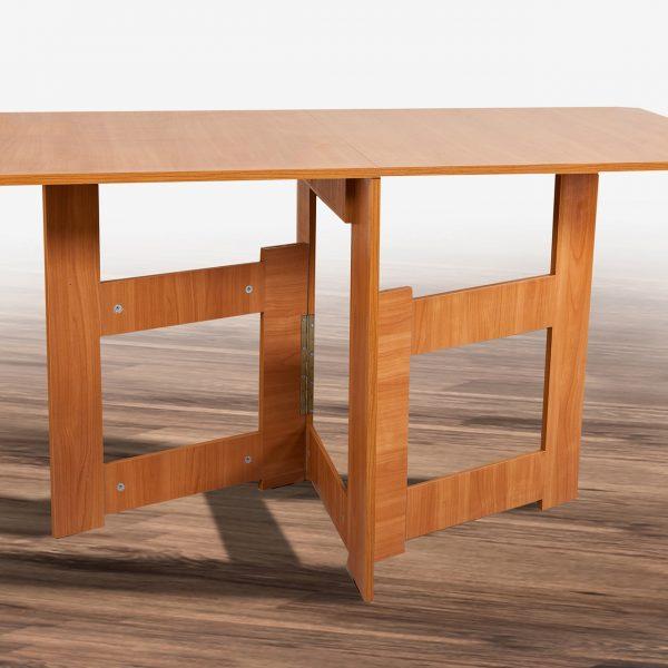 Стол трансформер Книжка Light Микс Мебель светлый разложенный