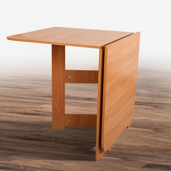 Стол трансформер Книжка Light Микс Мебель наполовину сложен
