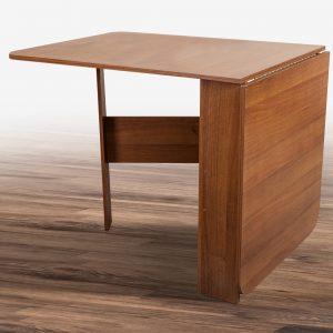 Стол трансформер Книжка Микс Мебель наполовину открыт