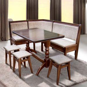 Кухонный комплект Семейный Микс Мебель табуреты