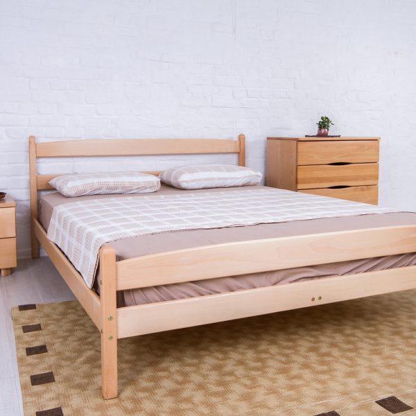 Кровать Ликерия Микс Мебель с изножьем