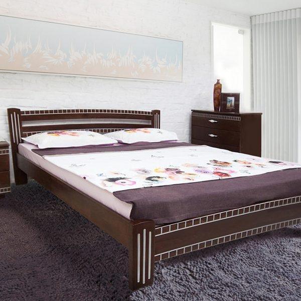 Кровать Пальмира Микс Мебель