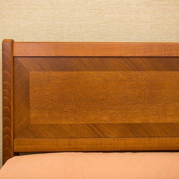 Кровать Сити Микс Мебель без изножья изголовье светлое