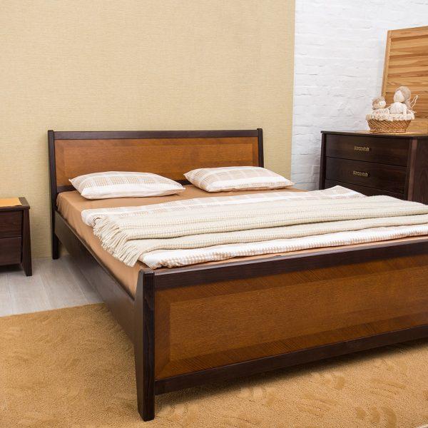 Кровать Сити Микс Мебель с изножьем