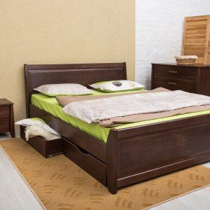 Кровать Сити Микс Мебель с ящиками