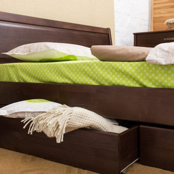 Кровать Сити Микс Мебель с ящиками ящики