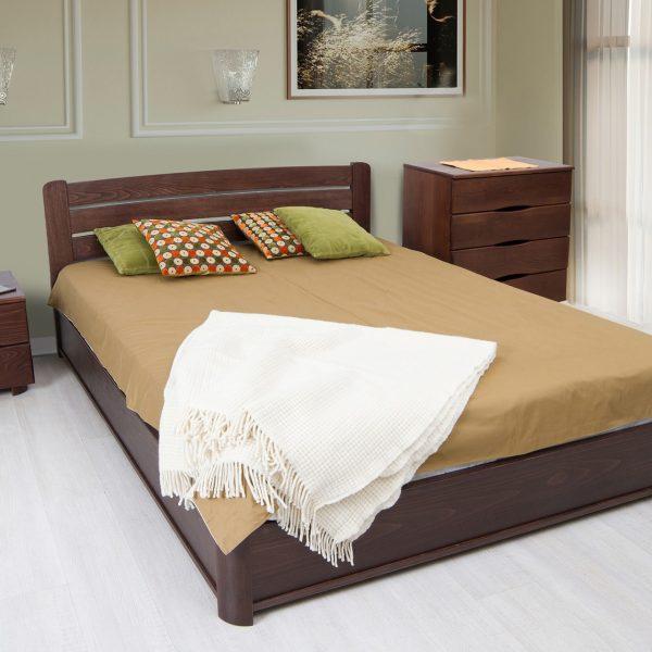 Кровать София Микс Мебель с подъемным механизмом в интерьере