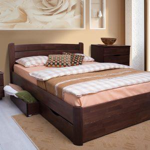 Кровать София Микс Мебель с ящиками