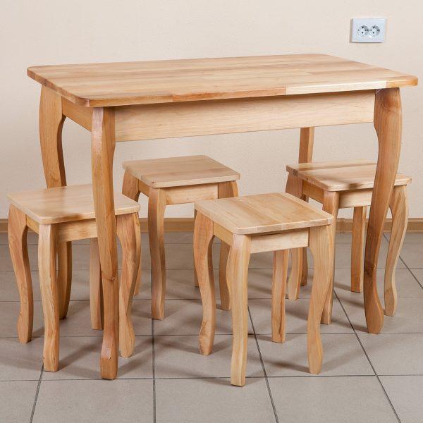 Стол обеденный Смарт Микс Мебель реальная фотография