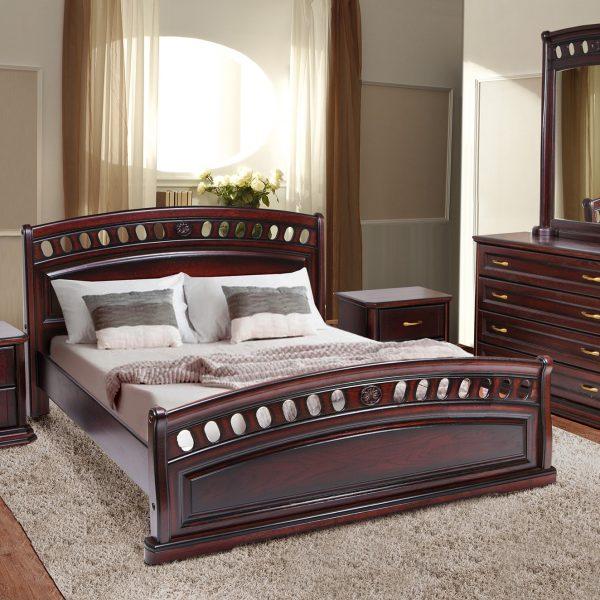 Кровать Флоренция Микс Мебель в интерьере