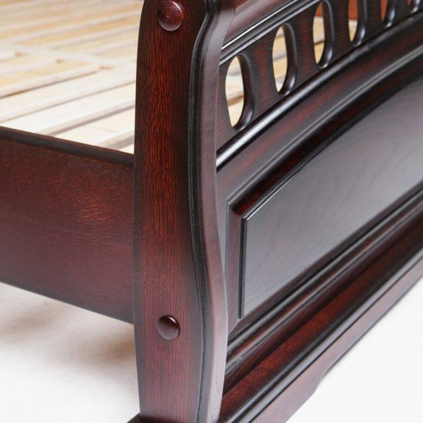 Кровать Флоренция Микс Мебель ножки