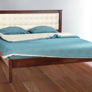 Кровать Карина мягкая Микс Мебель