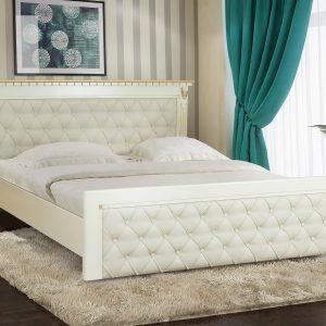 Кровать Ривьера Микс Мебель в интерьере